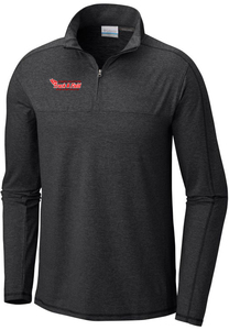 Men's Tenino Hills 1/2-Zip Pullover with Design