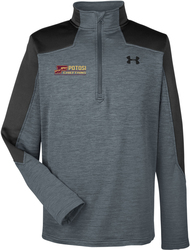 Expanse 1/4-Zip Pullover with Design