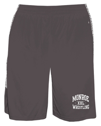 Blend Panel Shorts with Design