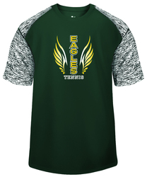 Forest Sport Blend Tee with design