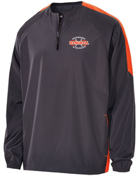 Bionic 1/4 Zip Pullover with Design