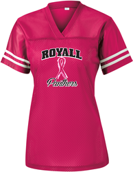 Ladies Replica Jersey with Design