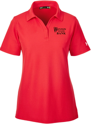 Ladies' Corp Performance Sport Shirt with Design