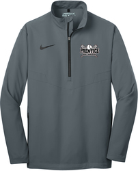 Nike 1/2 Zip Wind Shirt with Design