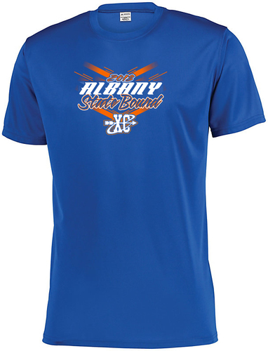 Attain Set-In Sleeve Performance T-shirt with Design