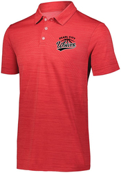 Striated Sport Shirt Front