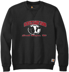 Midweight Crewneck Sweatshirt with Design
