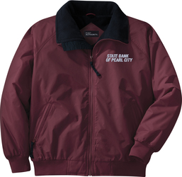 Challenger Jacket with Design