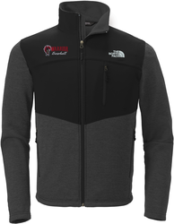North Face Far North Fleece Jacket with Design