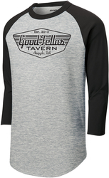 3/4 Sleeve Baseball T-Shirt with Design