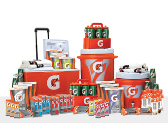 An image of the gatorade performance package