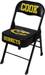 Sideline Chair with Design