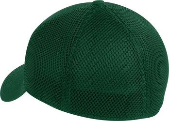 Fitted Stretch Mesh Hat Back