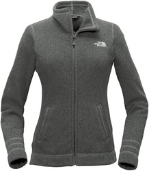 North Face Ladies Sweater Fleece Jacket