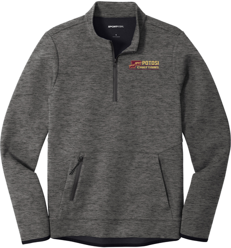 Triumph 1/4-Zip Pullover Front