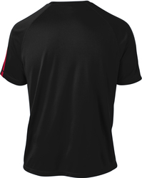 Colorblock Competitor Performance T-Shirt Back