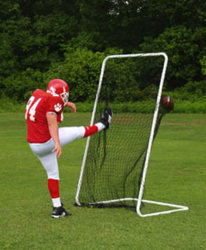 Kicking Frame and Net