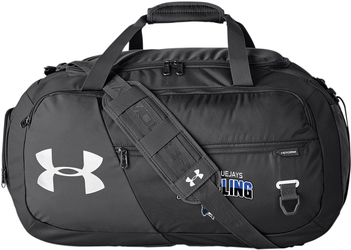 Undeniable Large Duffle Bag with Design