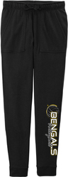 Fleece Jogger with Design