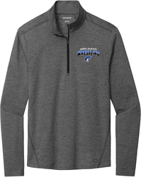 Force 1/4-Zip Pullover with Design