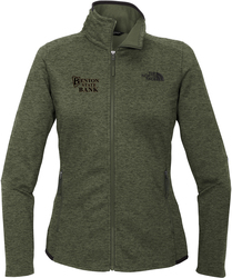 Ladies Skyline Full-Zip Fleece Jacket with Design