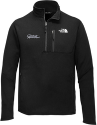 Skyline 1/2-Zip Fleece Pullover with Design