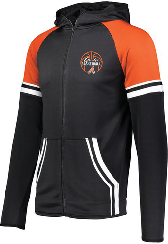 Retro Grade Jacket with Design