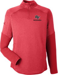 Qualifier Hybrid Corporate 1/4-Zip Pullover with Design