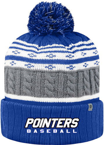 Altitude Knit Cap with Design