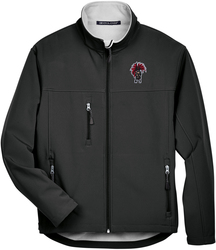 Soft Shell Jacket with Design