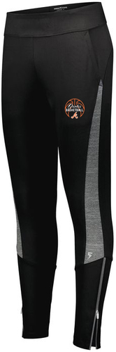 Ladies Free Form Pant with Design