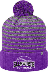 Ritz Knit Cap with Design