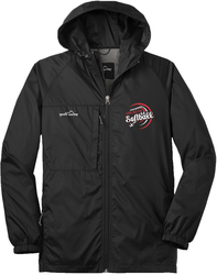 Packable Wind Jacket with Design