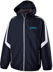 Charger Jacket with Design