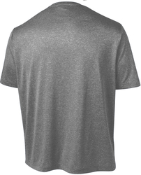 Heather Performance T-Shirt Back