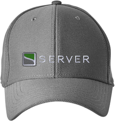 Blitzing Curved Cap with Design