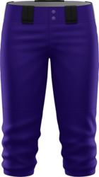 Prolook Game Twill Knicker Softball Pants