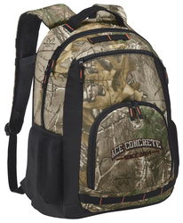Camo Xtreme Backpack with Design