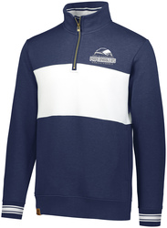 Ivy League 1/4-Zip Pullover with Design