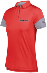 Ladies Hybrid Sport Shirt with Design