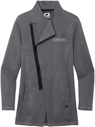Ogio Ladies Transition Full-Zip Jacket with Design