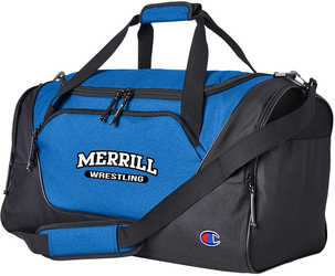 Core Duffel Bag with Design