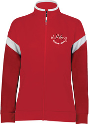 Holloway Ladies Limitless Full-Zip Jacket with Design