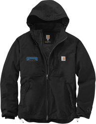 Carhartt Full Swing Cryder Jacket with Design