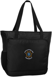 Port Authority City Tote Bag with Design