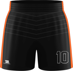 Sublimated Prolook Ladies Champion Soccer Shorts