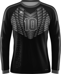 Sublimated Prolook Ladies Soccer Goalie Jersey