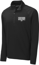 Sport-Tek Lightweight French Terry 1/4-Zip Pullover with Design