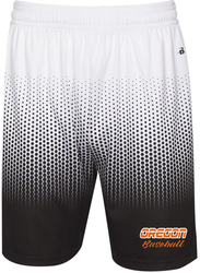 Badger Hex 2.0 Shorts with Design