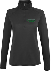 Ladies UA Tech Quarter Zip